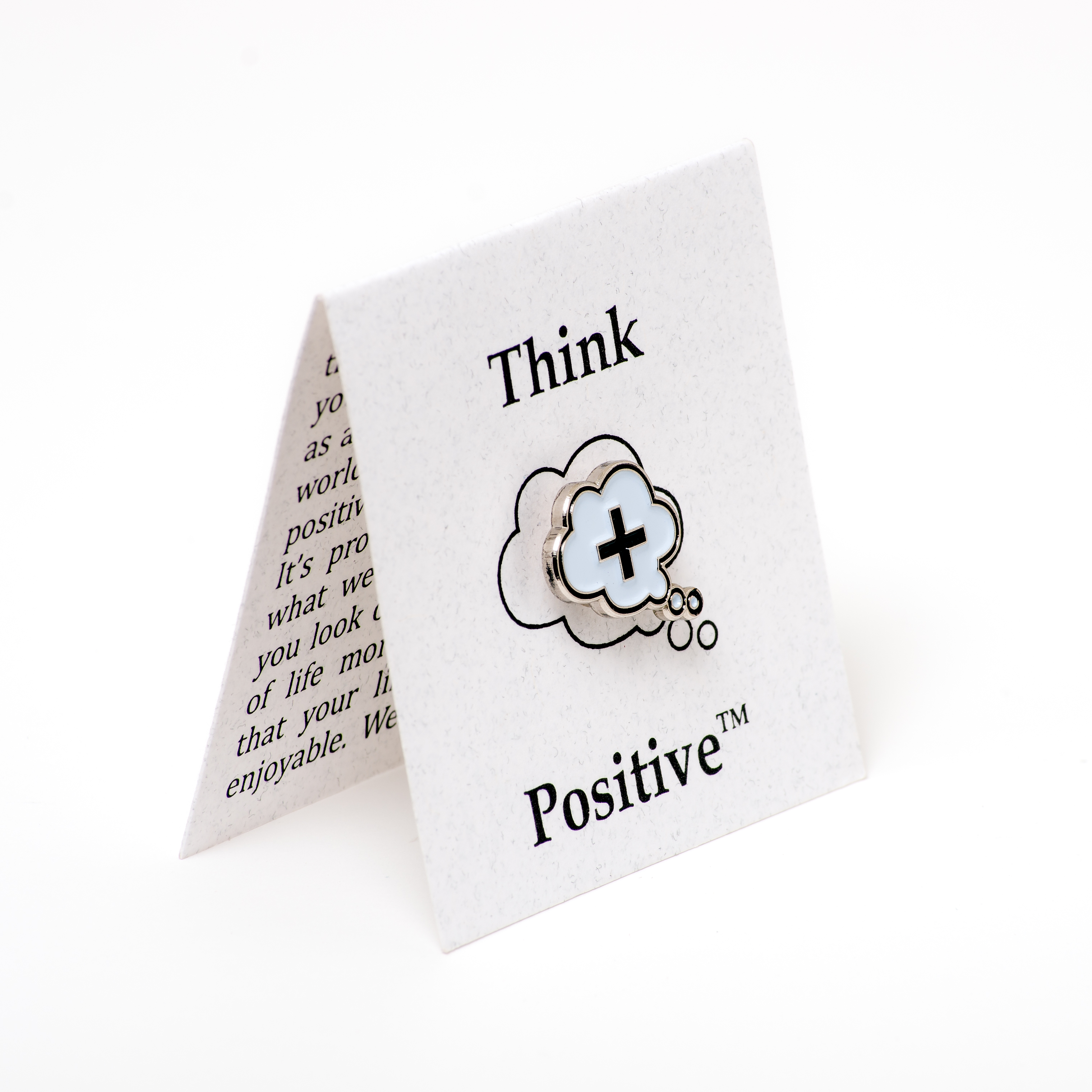 The Positive Pin™