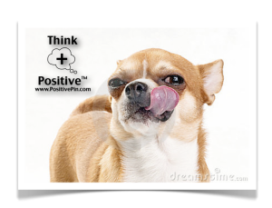 think positive copy