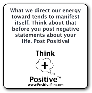 think positive copy 302