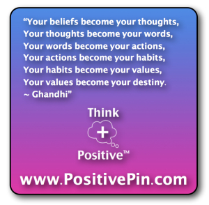 think positive copy 96